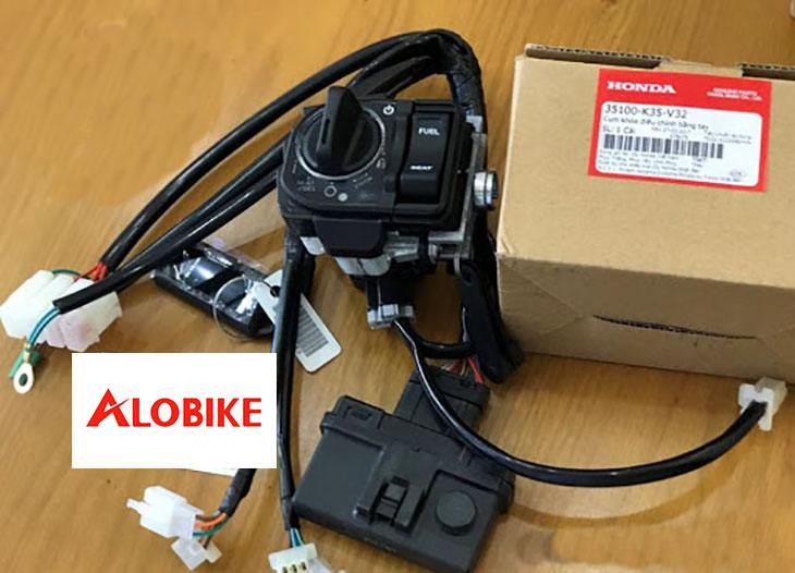 Bộ khóa Smartkey xe Airblade 125