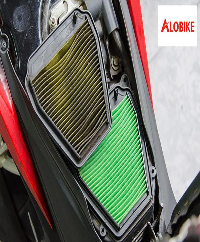 Lọc gió xe Wave Alpha Honda chính hãng