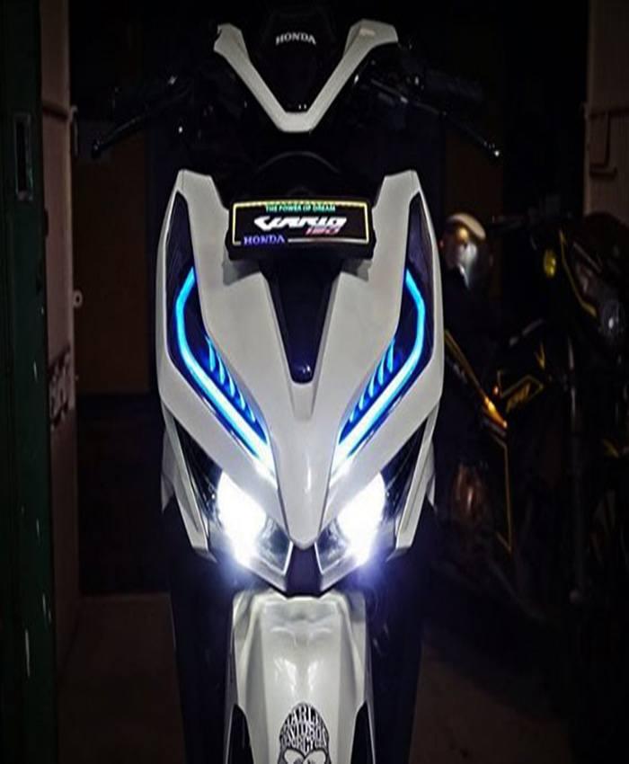 Đèn led Demi T10 6SMD 5630 xe máy siêu sáng