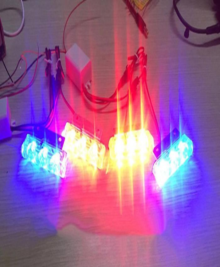 Bóng đèn xe máy 3 led siêu sáng chính hãng