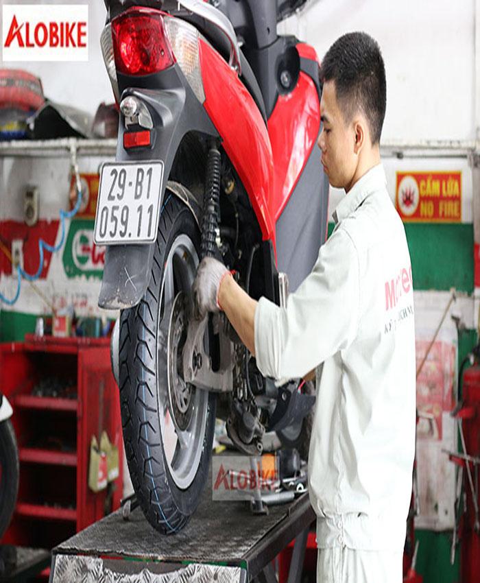 Lốp Pirelli 120/80 - 16  Angel Scooter xe SH