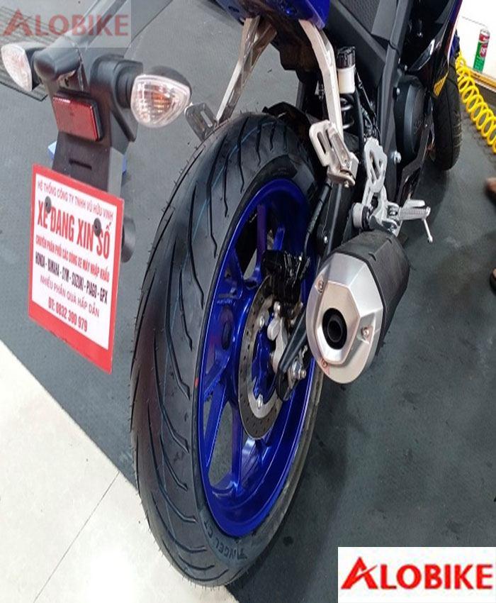 Lốp pirelli 150/60-17 M/C 66S TL Angel City dành cho xe CBR150, R15, Suzuki GSX