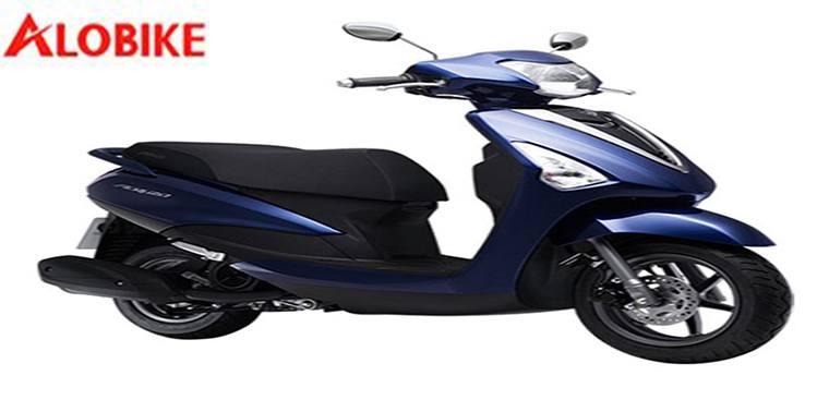 Xe máy Yamaha Acruzo giá bao nhiêu mới nhất hiện nay?