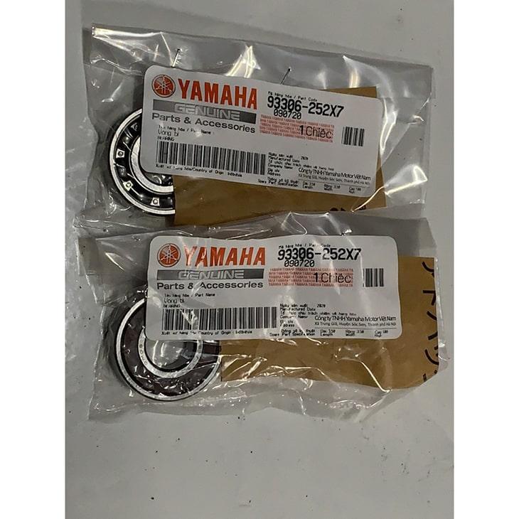 bi bánh trước xe acruzo yamaha