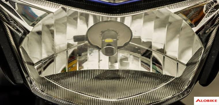 Bóng đèn siêu sáng cho xe Wave alpha và các đời Honda Wave khác