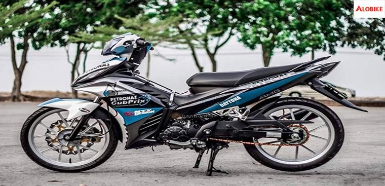 Top 8 những chiếc xe exciter 135 độ vip đẹp nhất Việt Nam 2021