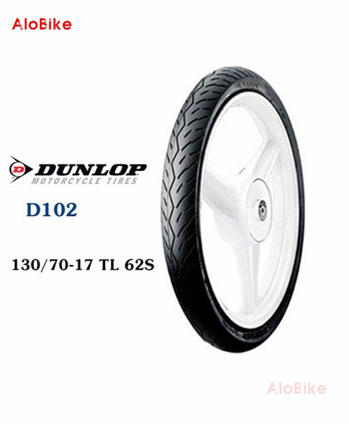Lốp Dunlop D102 130/70- 17 58H