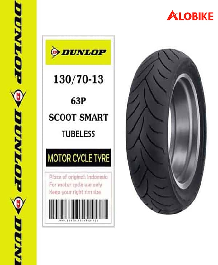 Lốp Dunlop SC SMART 130/70-13 61P
