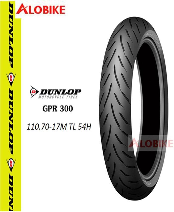 Lốp Dunlop 110/70-17 GPR300FR