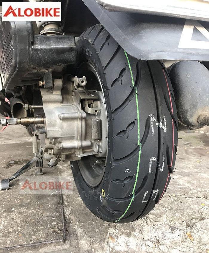 Lốp Dunlop 100/90-10 61J SC SMART