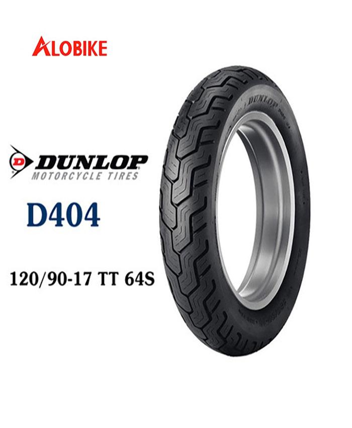 Lốp Dunlop D404 120/90 - 17 64S TL
