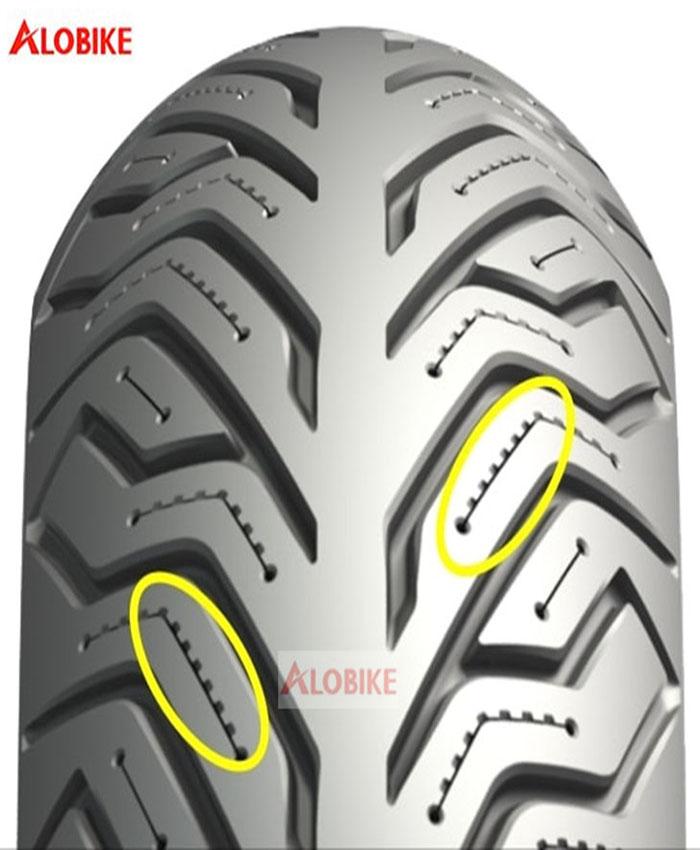 Lốp Michelin 110/80-14 City Grip xe NVX, PCX, Liberty, Sh mode