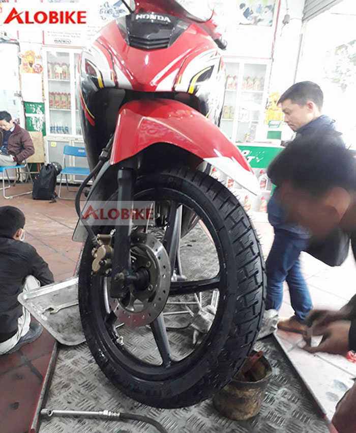 Lốp Michelin 70/90-17 City Grip Pro xe Exciter, Sirius, Wave, Future