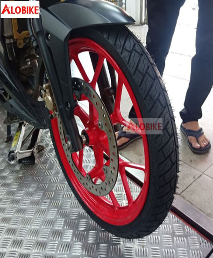Lốp Michelin 80/90-17 City Pro cho xe Wave, Dream, Future, Jupiter, Sirius