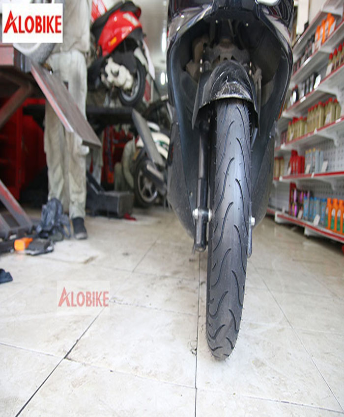 Lốp Michelin Pilot Street 80/90- 14 xe Airblade, Vision, Mio