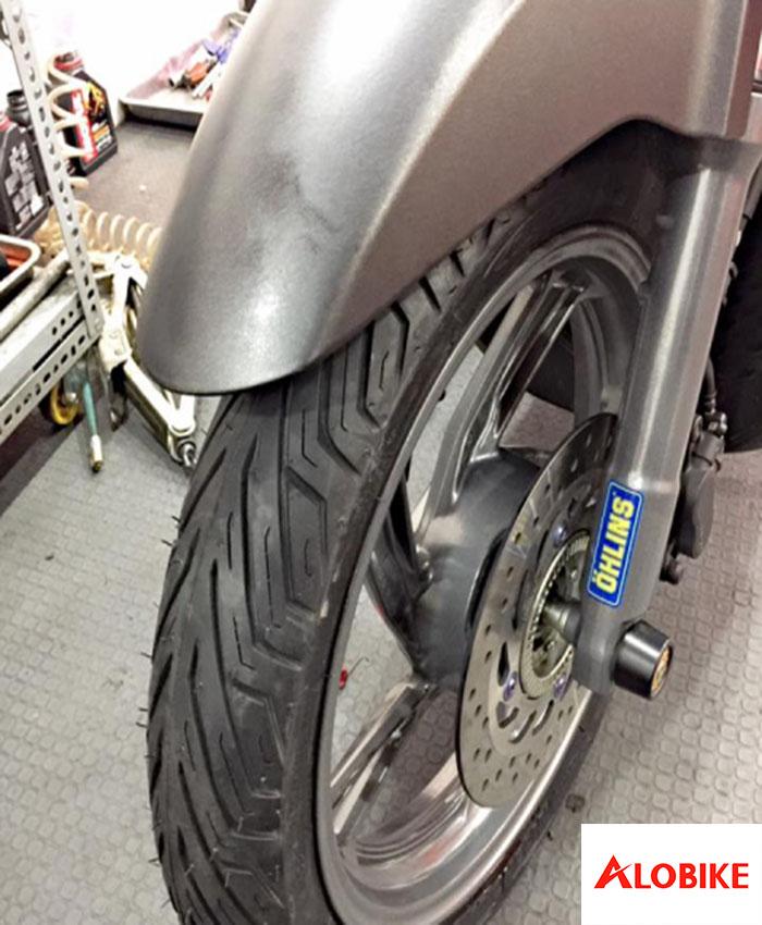 Lốp Michelin City Grip 100/80-16 cho xe SH