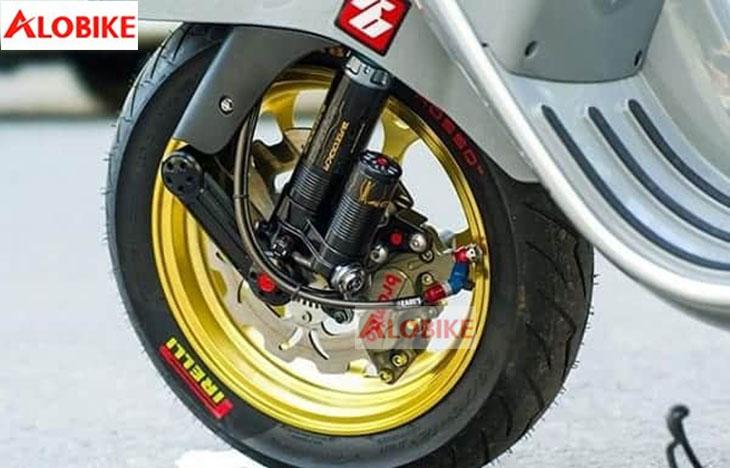 lop pirelli diablo rosso scooter xe vespa GTS