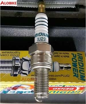 Bugi Denso Iridium Power IU22 chính hãng