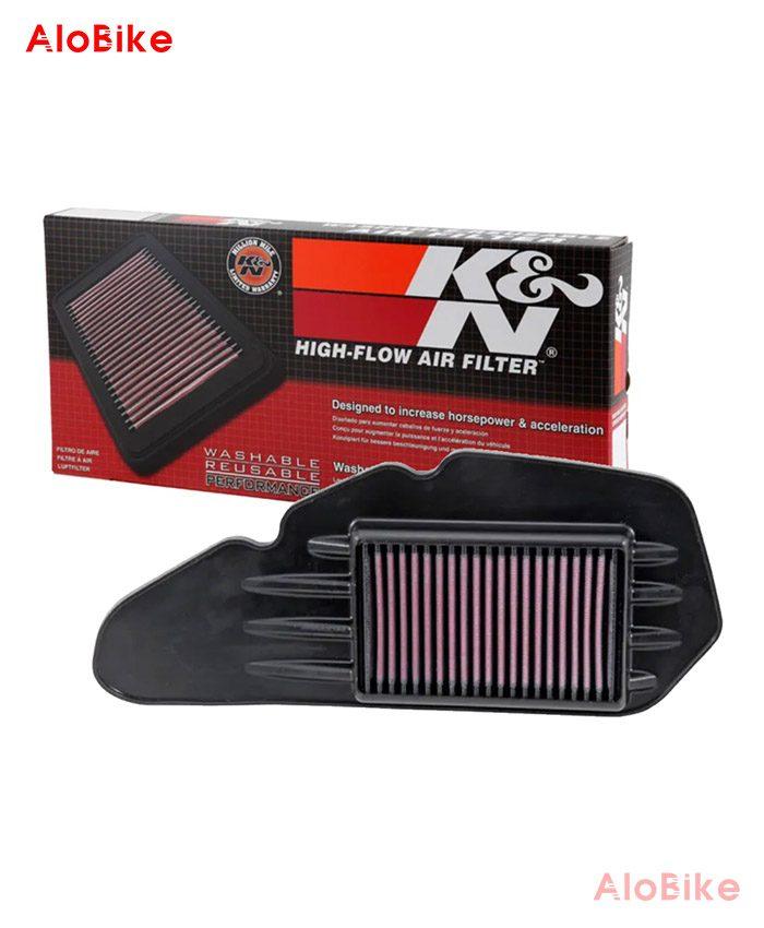 Lọc gió K&N HA-1213 chính hãng cho Click, Vario, SH Mode, PCX