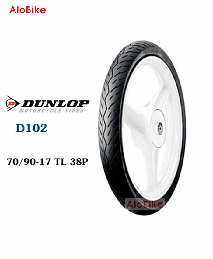 Lốp Dunlop D102 70/90-17 38P