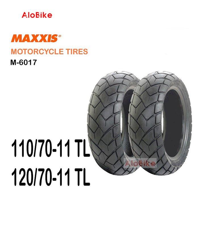 Lốp xe máy Maxxis TL 120/70-11