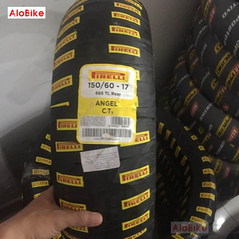 lop pirelli 150/60-17 chinh hang