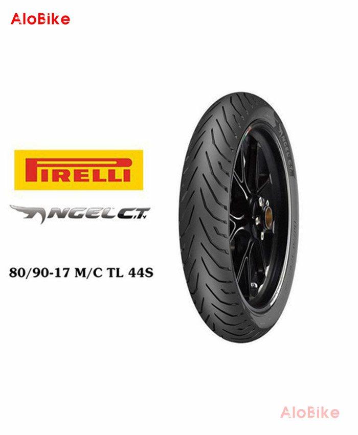 Lốp Pirelli 80/90-17 Angel City cho xe Exciter, Raider