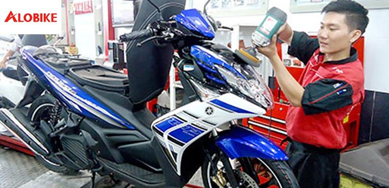 Phủ nano xe máy giá bao nhiêu? Địa chỉ phủ nano xe máy Hà Nội