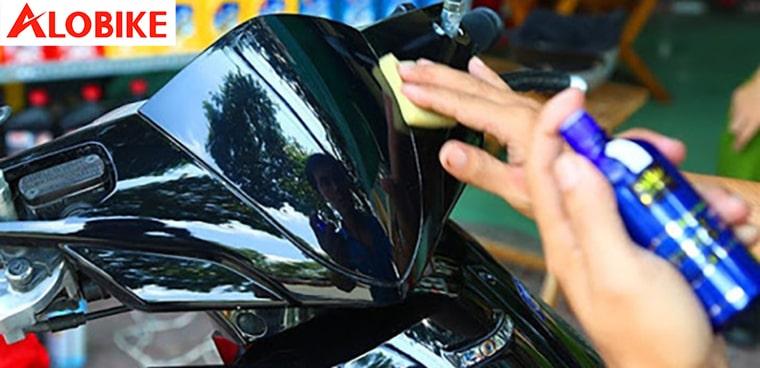 Các loại bình sơn xịt xe máy, cách sơn xe máy bằng bình xịt atm