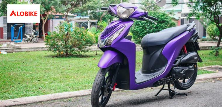 Sơn nhám xe máy giá bao nhiêu? Địa điểm sơn nhám xe máy Hà Nội